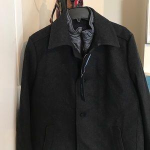 Tommy Hilfiger Jackets & Coats - Tommy Hilfiger charcoal Briggs winter coat