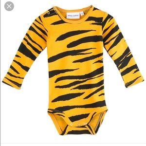 Mini Rodini Other - Mini rodini tiger onesie size 68/74. Hard to find.