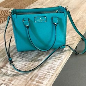 Kate Spade Wellesley Small Quinn Tote - Mint Green