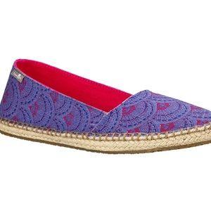 Sanuk Shoes - New Sanuk espadrilles flats shoe