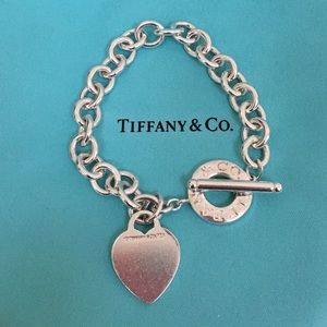 ❤️Authentic Tiffany & Co Toggle Bracelet 💞💞