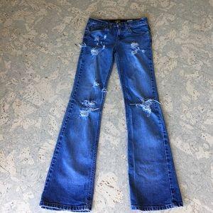 Todd Oldham Denim - Todd Oldham Jeans - Size 1