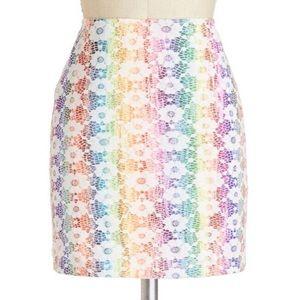 MINKPINK Dresses & Skirts - NWT! Minkpink multi color mini!