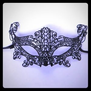 Lace Masquerade Mask Just In!