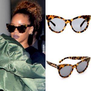 4f5715147f5 Karen Walker Accessories - Karen Walker Tortoiseshell Starburst sunglasses