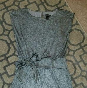 Jessica Howard Dresses & Skirts - Shiny fun  silver dress