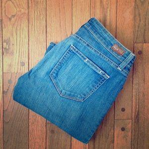 """Paige Jeans Denim - Paige """"Canyon Boot Petite"""" jeans"""