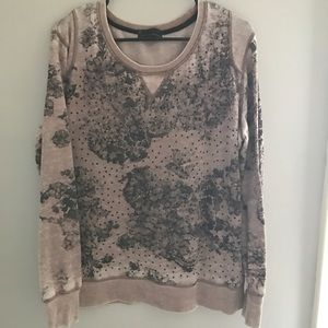 i jeans by Buffalo Sweaters - Floral print sweater.