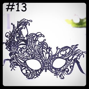 Accessories - Lace Masquerade Mask Just In!