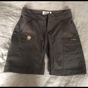 Fjallraven Pants - Fjallraven hiking shorts