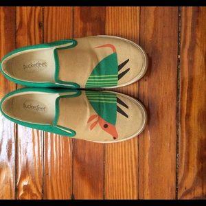 Bucket Feet Shoes - Bucketfeet Slip Ons **limited edition**