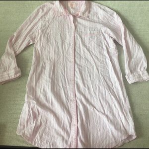Victoria's Secret Sleep Top Large