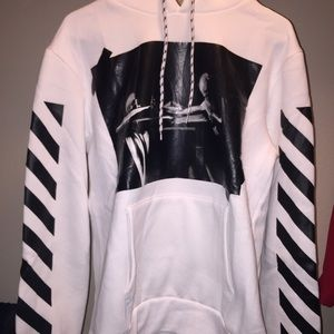 Off-White Other - Off white hoodie
