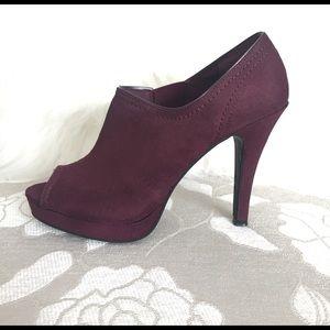 FIONI Clothing Shoes - Peep Toe Heels