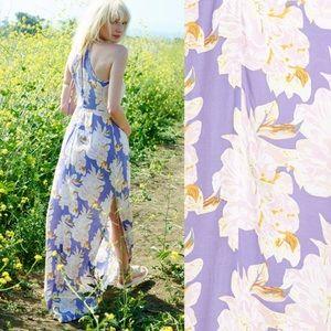 astr Dresses & Skirts - Amazing floral ASTR racerback maxi dress M