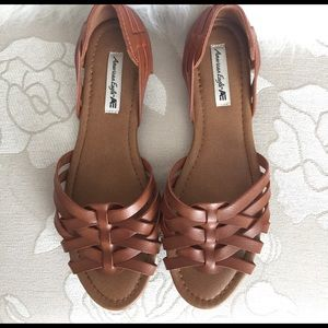 American Eagle by Payless Shoes - Brown Sandals