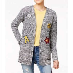 Hippie Rose Sweaters - 😎✌️Hippie Rose patch work cardigan🤘