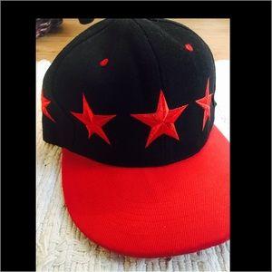 Flat Bill SnapBack Cap / Hat