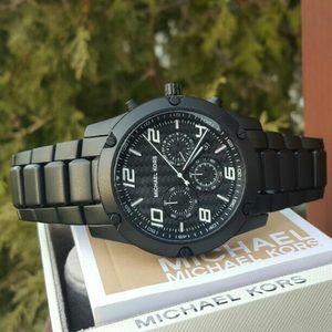 Michael Kors Other - Men's Michael Kors 45mm MK Caine watch MK8473