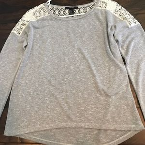 forever 21 long sleeve lace
