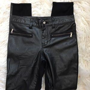 Karen Millen Pants - KAREN MILLEN PT104 Black Skinny Jeggings Size 7