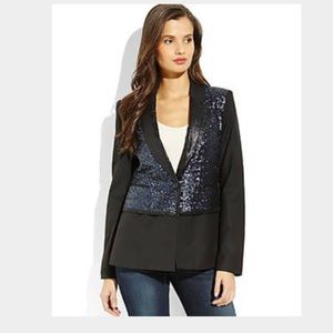 Elizabeth and James Jackets & Blazers - Elizabeth & James sequin blazer