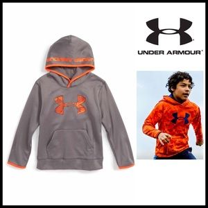 Under Armour Other - ❗1-HOUR SALE❗UNDER ARMOUR PULLOVER HOODIE