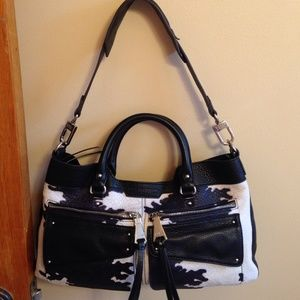 Aimee Kestenberg Handbags - NWOT AIMEE KESTENBERG  LEATHER BAG