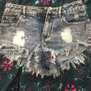 Bullhead Pants - 💐[bullhead] high rise short