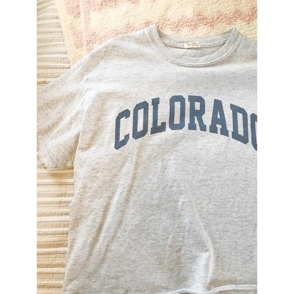 c5604857f62ac John Galt Colorado Tee // Brandy Melville