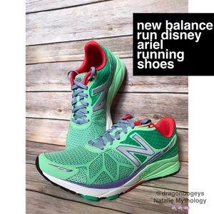 New Balance Shoes - New Balance Run Disney Ariel Running Shoes