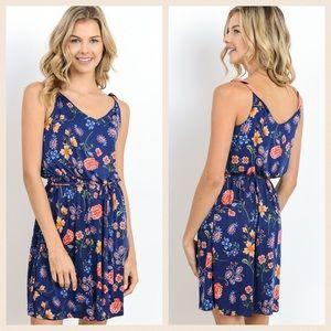 GILLI Dresses & Skirts - 🆕 ✨SALE✨ GILLI Sleeveless Floral Dress