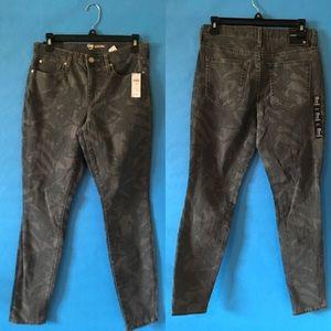GAP Denim - Gap legging jean with print - 6