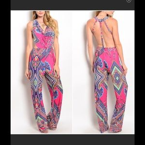 Twilight Gypsy Collective Pants - ❌FINAL❌🌺Twilight Dreams Summer Jump suit💐