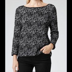 Reiss Sweaters - Reiss Bardot Jumper in Black S
