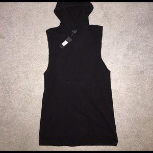 Zanerobe Other - ZaneRobe Sleeveless Hoodie size Medium