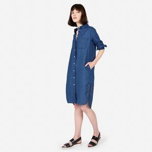 Everlane Dresses & Skirts - NWT Everlane Linen Shirt Dress