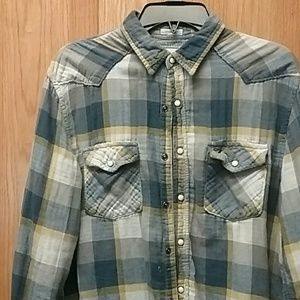 SALE American Eagle flannel
