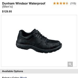 Dunham Other - Men's Dunhams waterproof work shoes