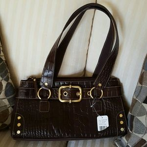 Franco Sarto leather purse. Brand new with tags.