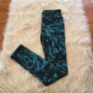 Adorable patterned reebok leggings