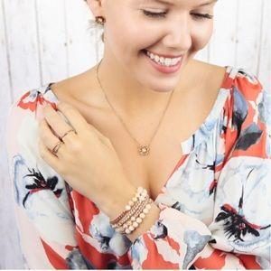 Chloe + Isabel Jewelry - Chloe + Isabel Bead + Chain Multi Wrap Bracelet