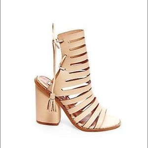 Steve Madden Shoes - White cut out sandal