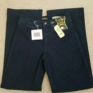 NYDJ  Denim - NYDJ Jeans Dark butter wash size 8