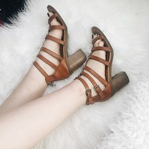 Mossimo Supply Co Shoes - Strappy Sandals