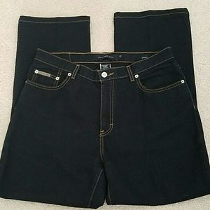 Calvin Klein  Denim - Calvin Klein Woman's Jeans Boot Cut Size 12