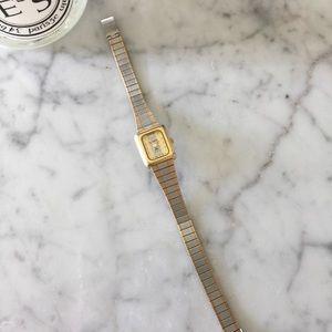 Sergio Valente Jewelry - Vintage Sergio Valente watch