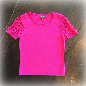 Designers Originals Pink Sweater