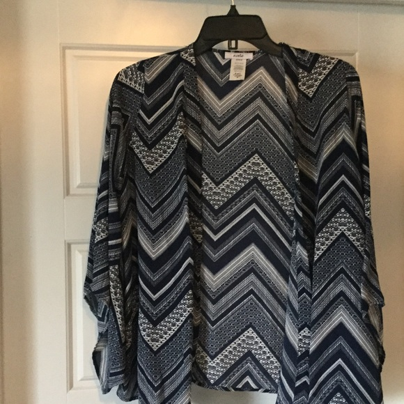 Evelie Other - Evelin Open Front Cardigan, NWOT