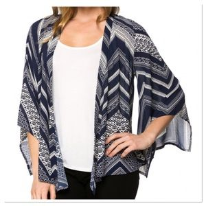 Evelin Open Front Cardigan, NWOT